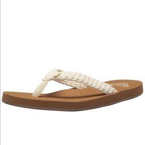 Roxy Porto sandal flip flop